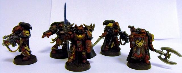 Exorcists, Space Marines, Warhammer 40,000