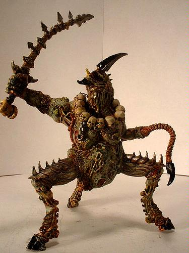 Chaos, Daemon Prince, Daemons, Death Gaurd, Great Unclean One, Nurgle, Super-heavy