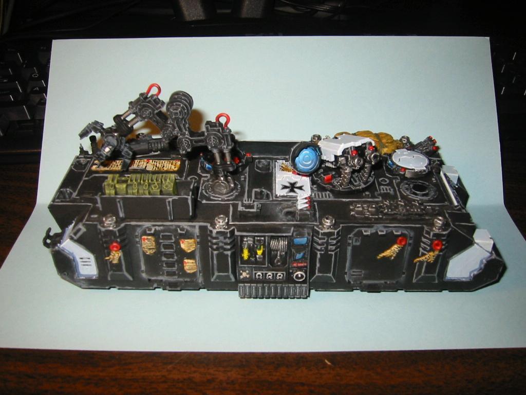 Repair, Rhino, Supply, Warhammer 40,000