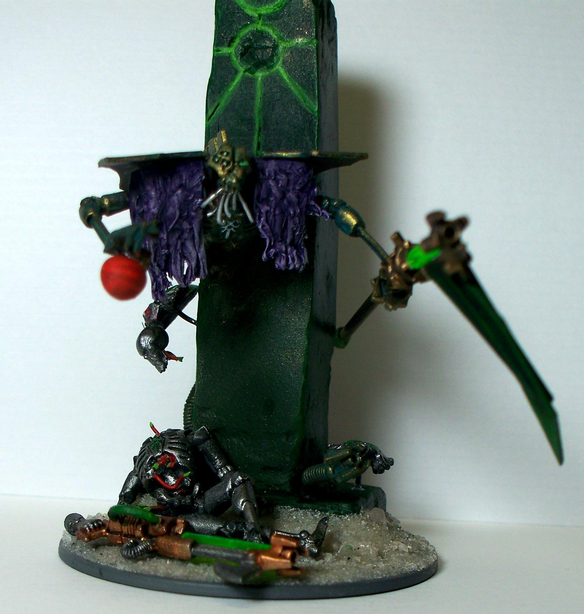 Destroyer Lord, Necron Lord, Necrons, Warhammer 40,000, Wraith