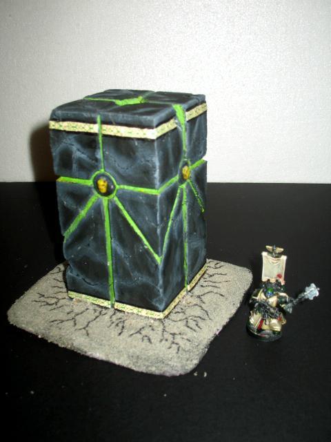 Necrons, Terrain, Greater Summoning Core