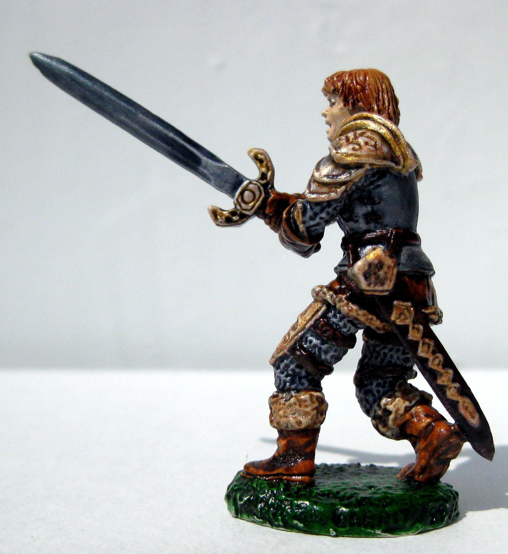Knights, Reaper, Warriors