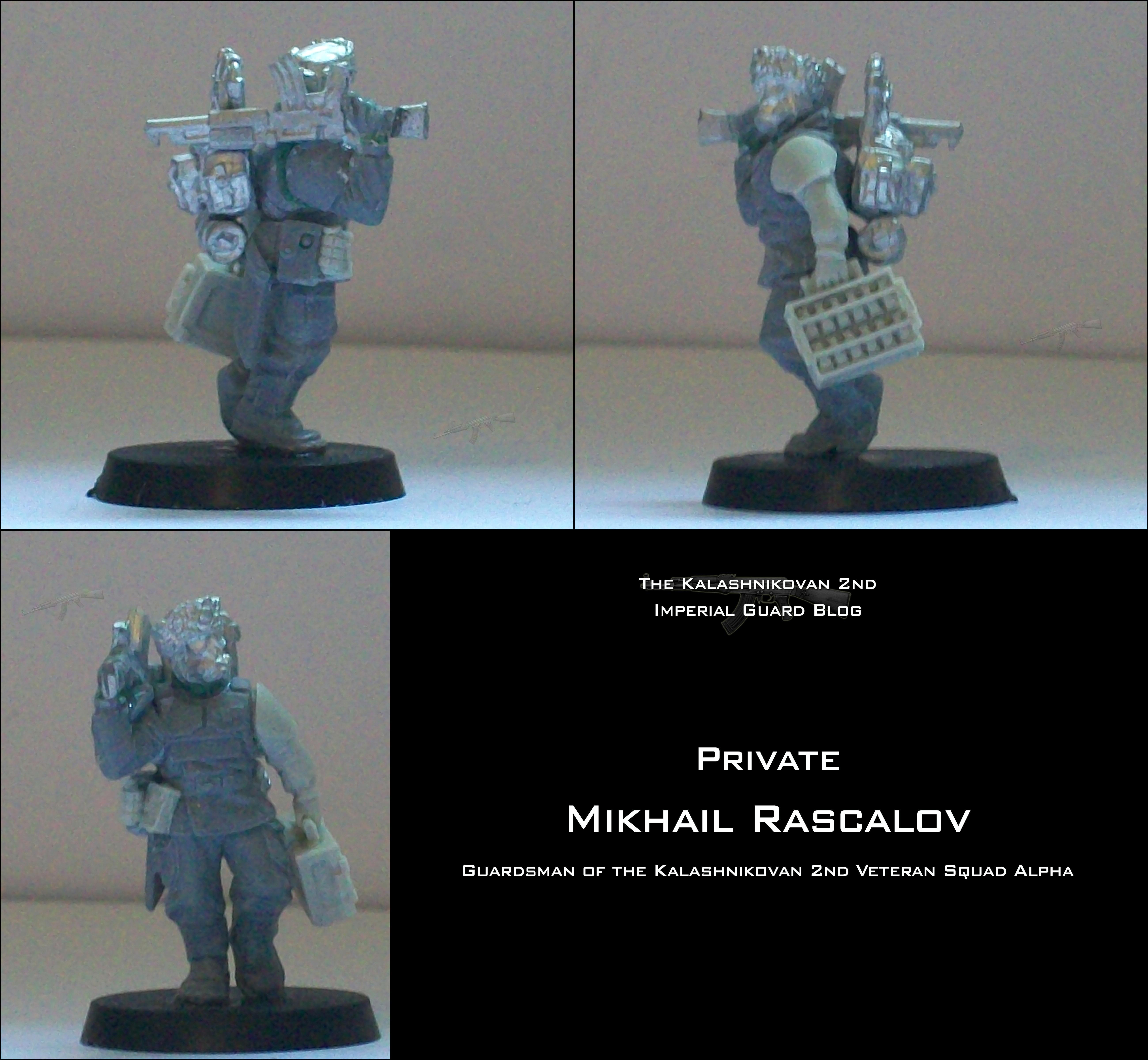Pvt M Rascalov
