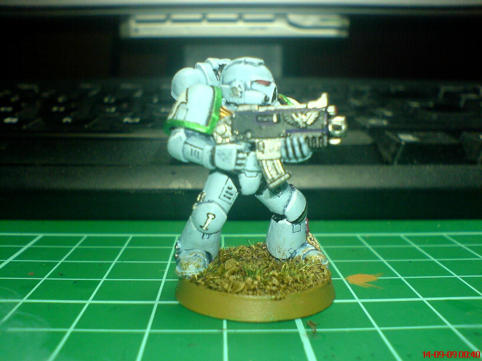 Ice, Ice Panthers, Panthers, Power Armour, Reaper6, Space Marines