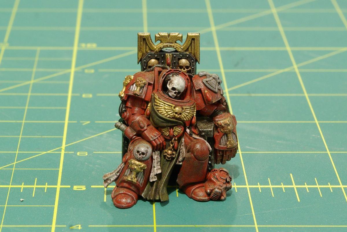 Blood Angels, Dead, Space Hulk. Space Marine, Terminator Armor