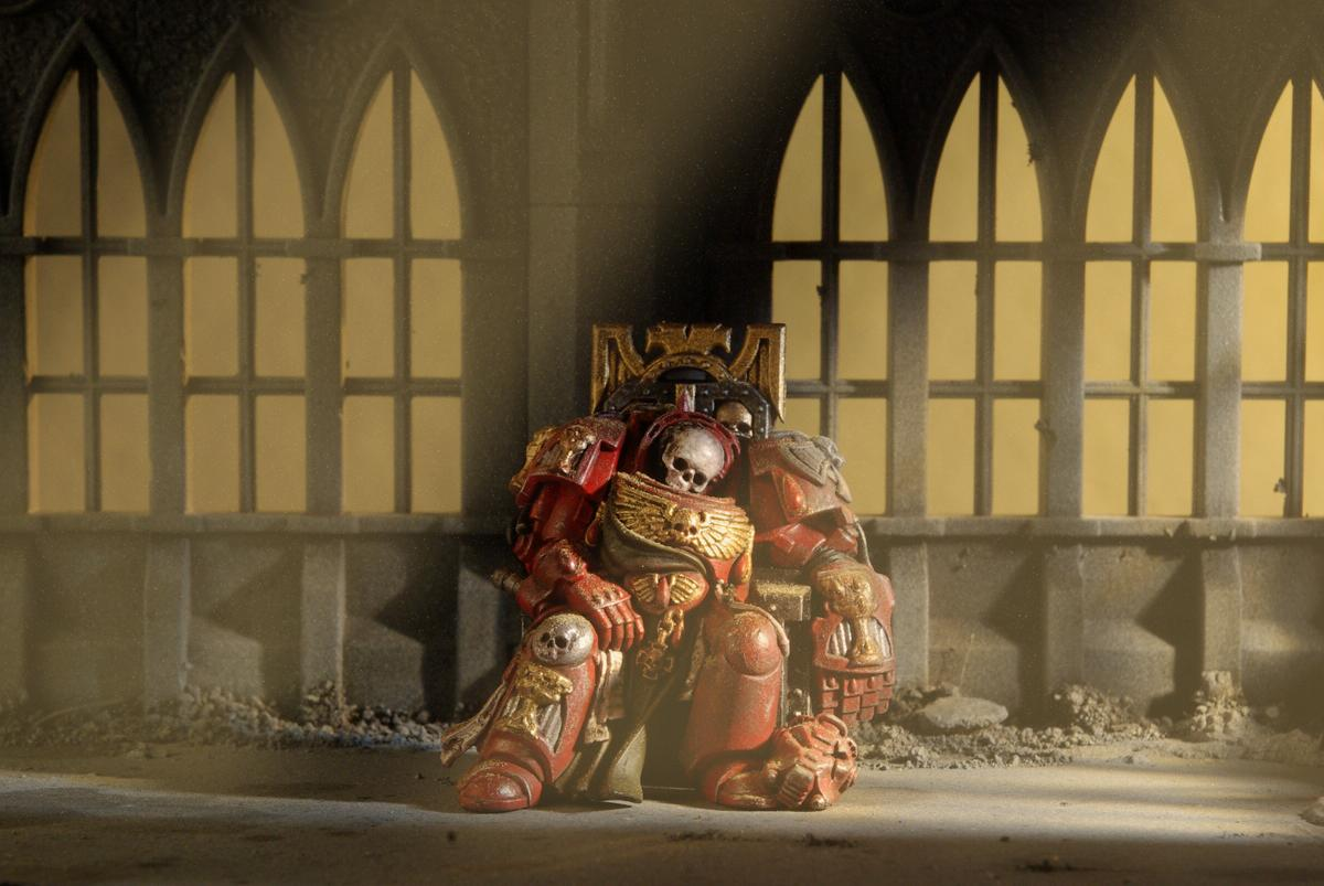 Blood Angels, Space Hulk, Terminator Armor