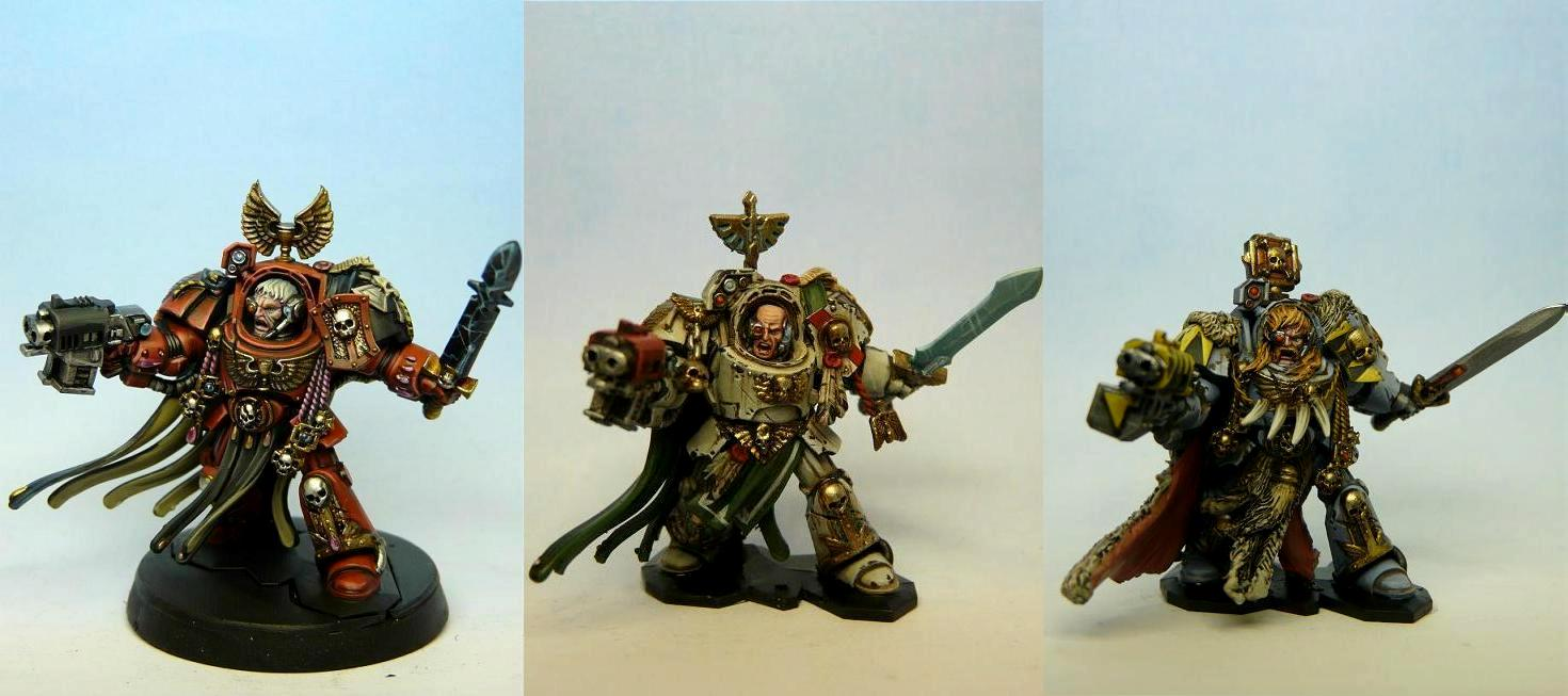 Conversion, Cool, Sgt Lorenzo, Space Hulk, Terminator Armor