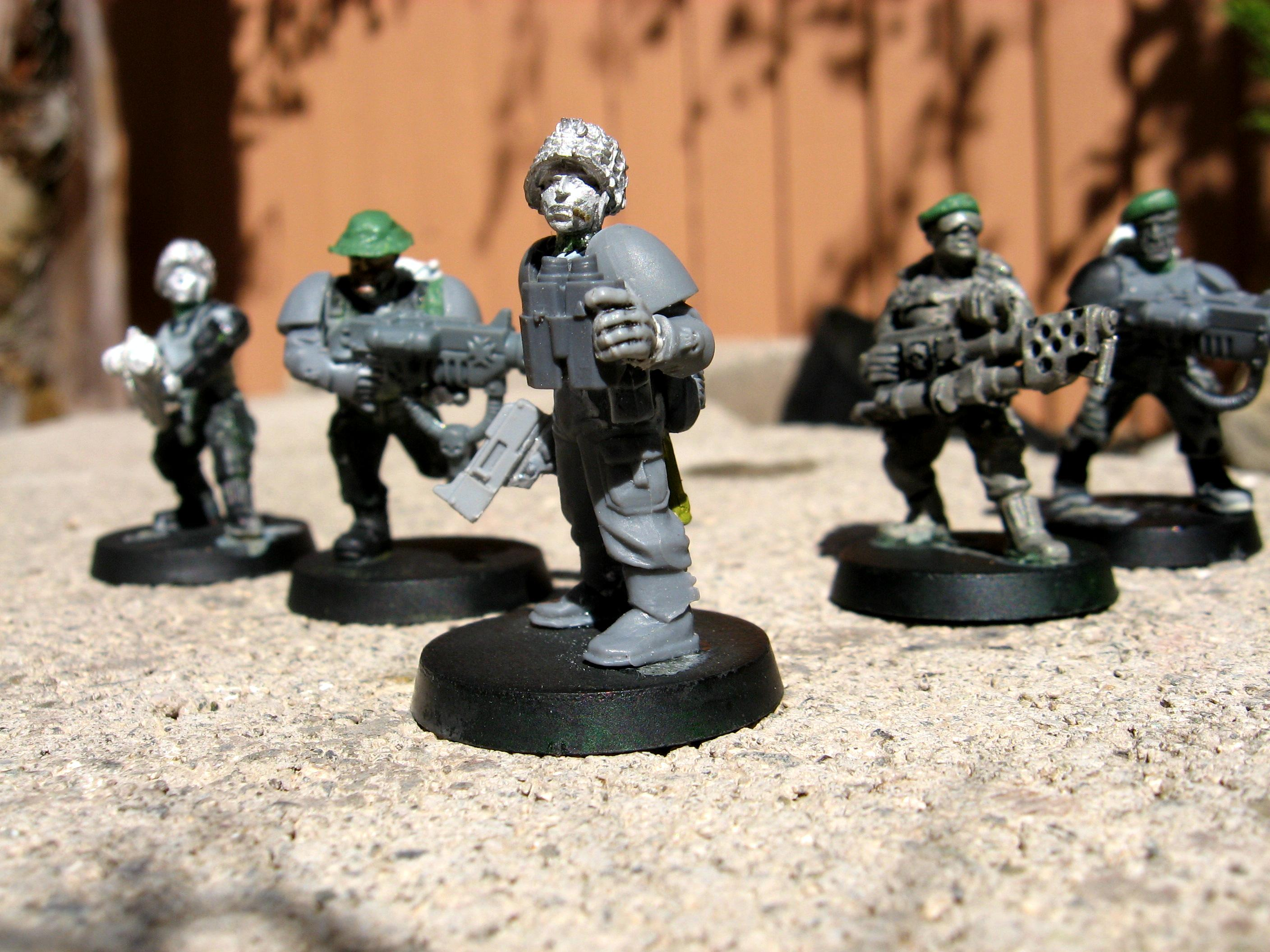 Cadians, Imperial Guard, West Wind