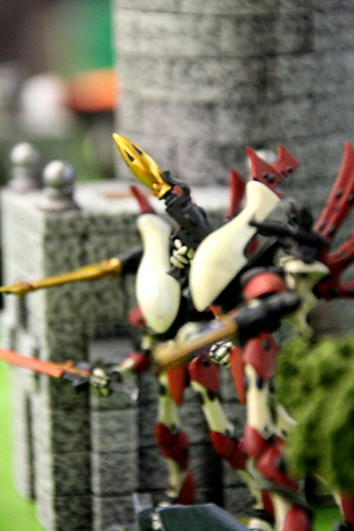 Craftworld Lunah-Sahd's Wraithlords