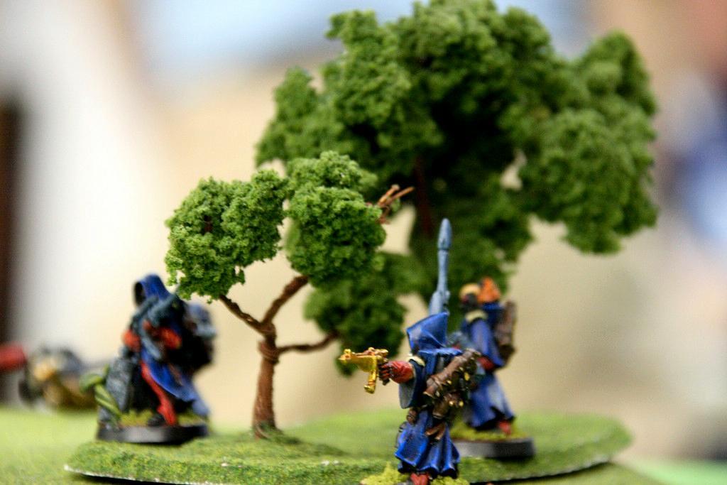 Craftworld Lunah-Sahd's Pathfinders