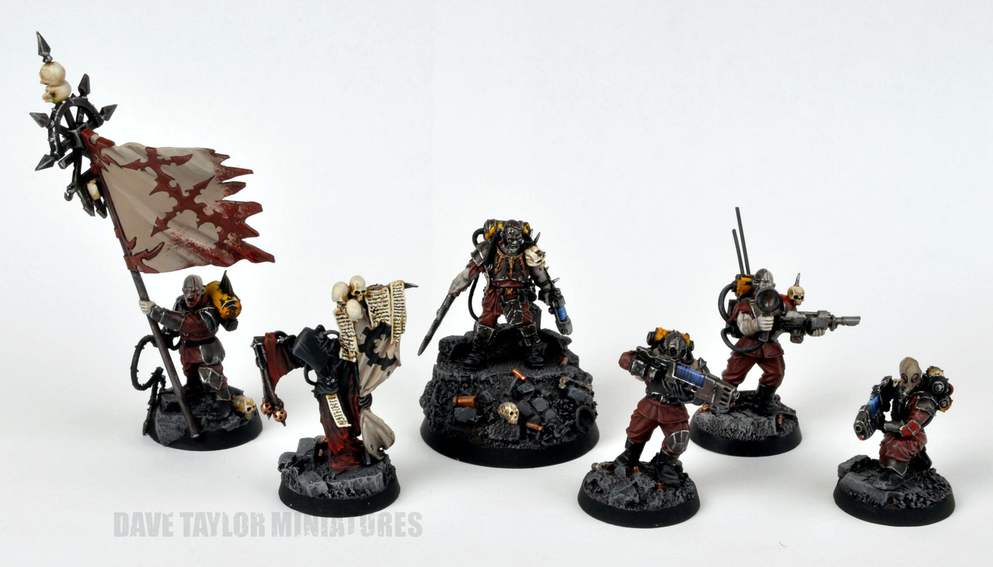 Blood Pact, Renegade, Traitor, Traitor Guard