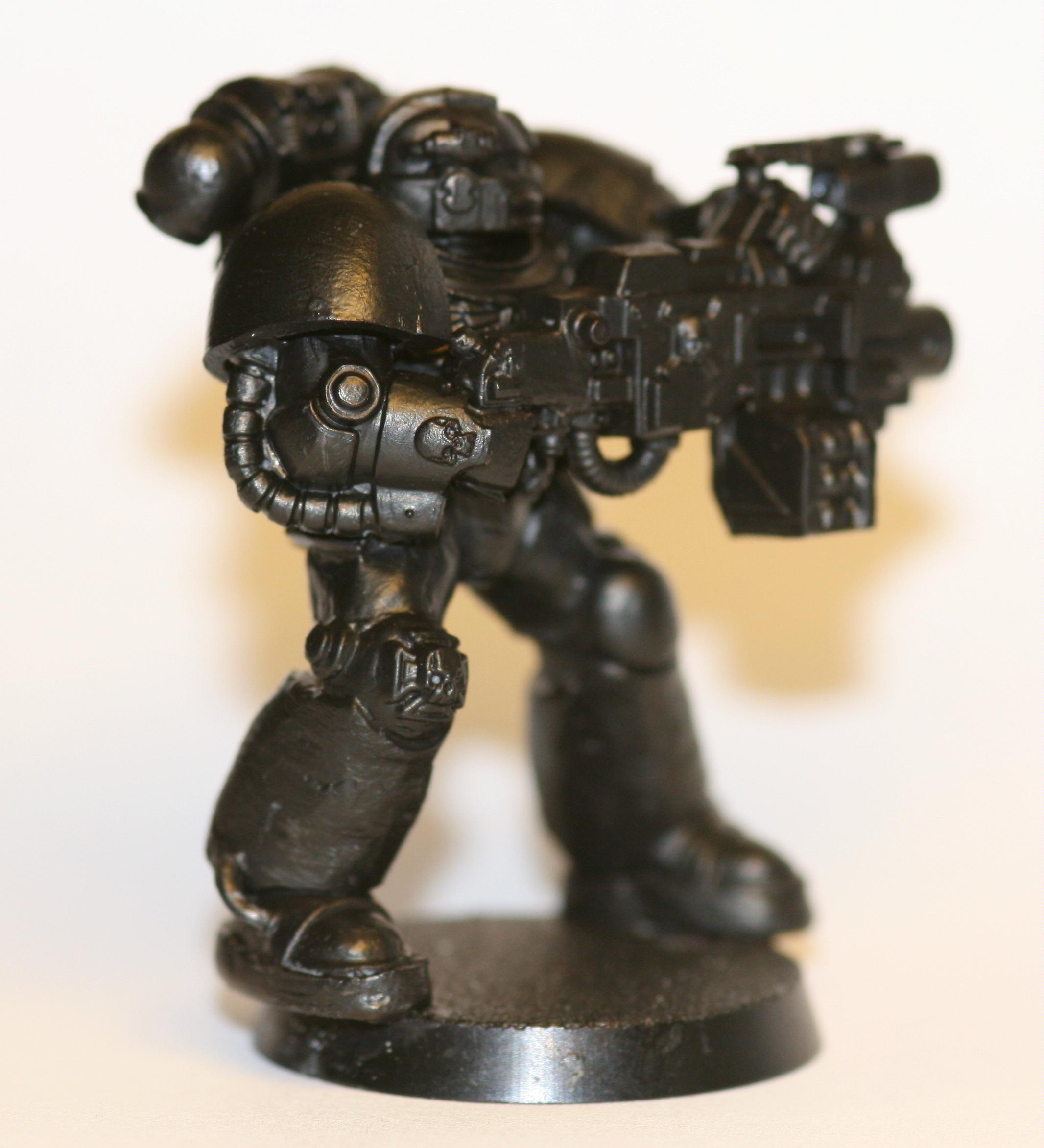 Devastor, Space Crusade, Space Marines