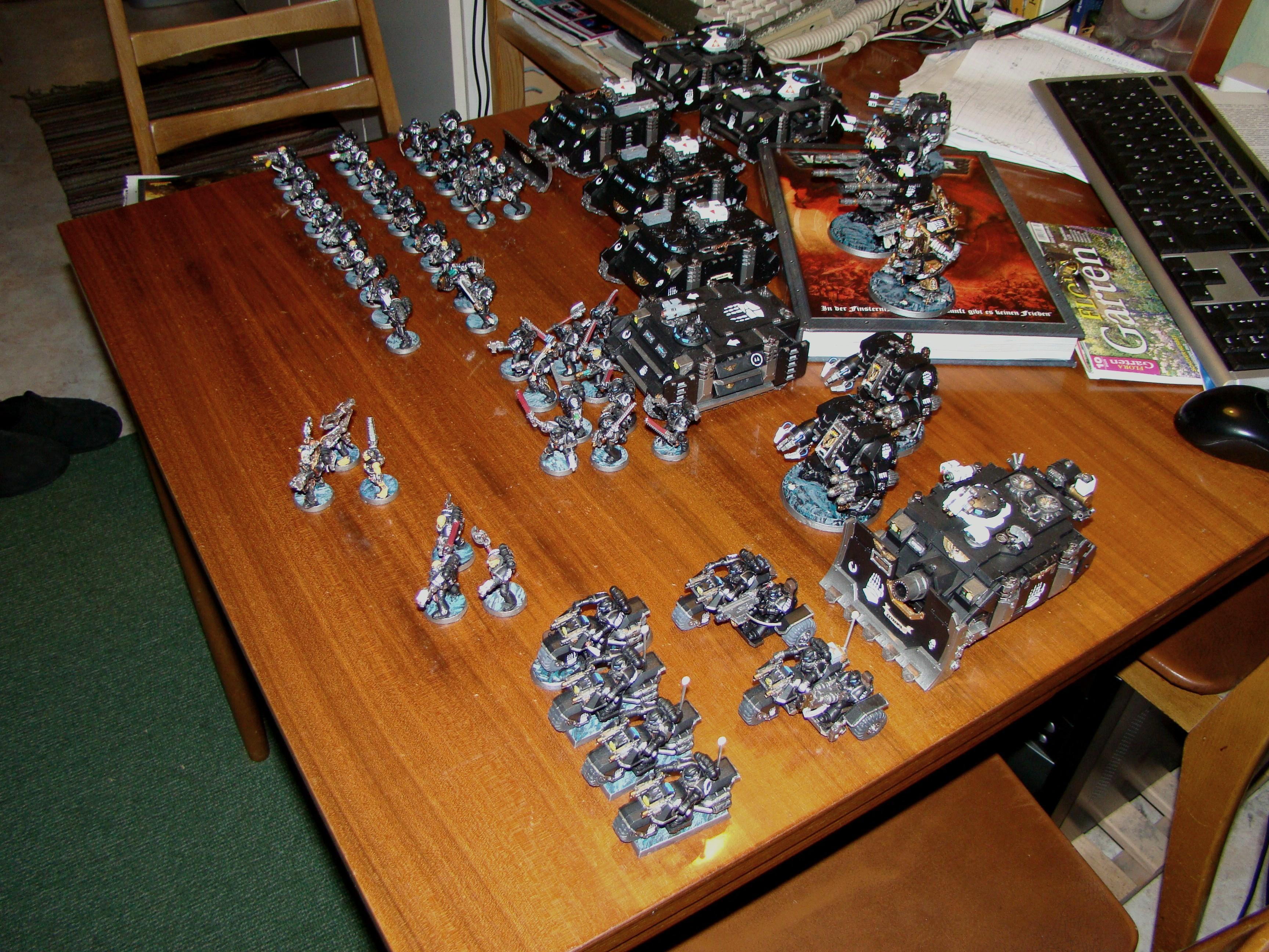 Iron Hands, Space Marines, Warhammer 40,000