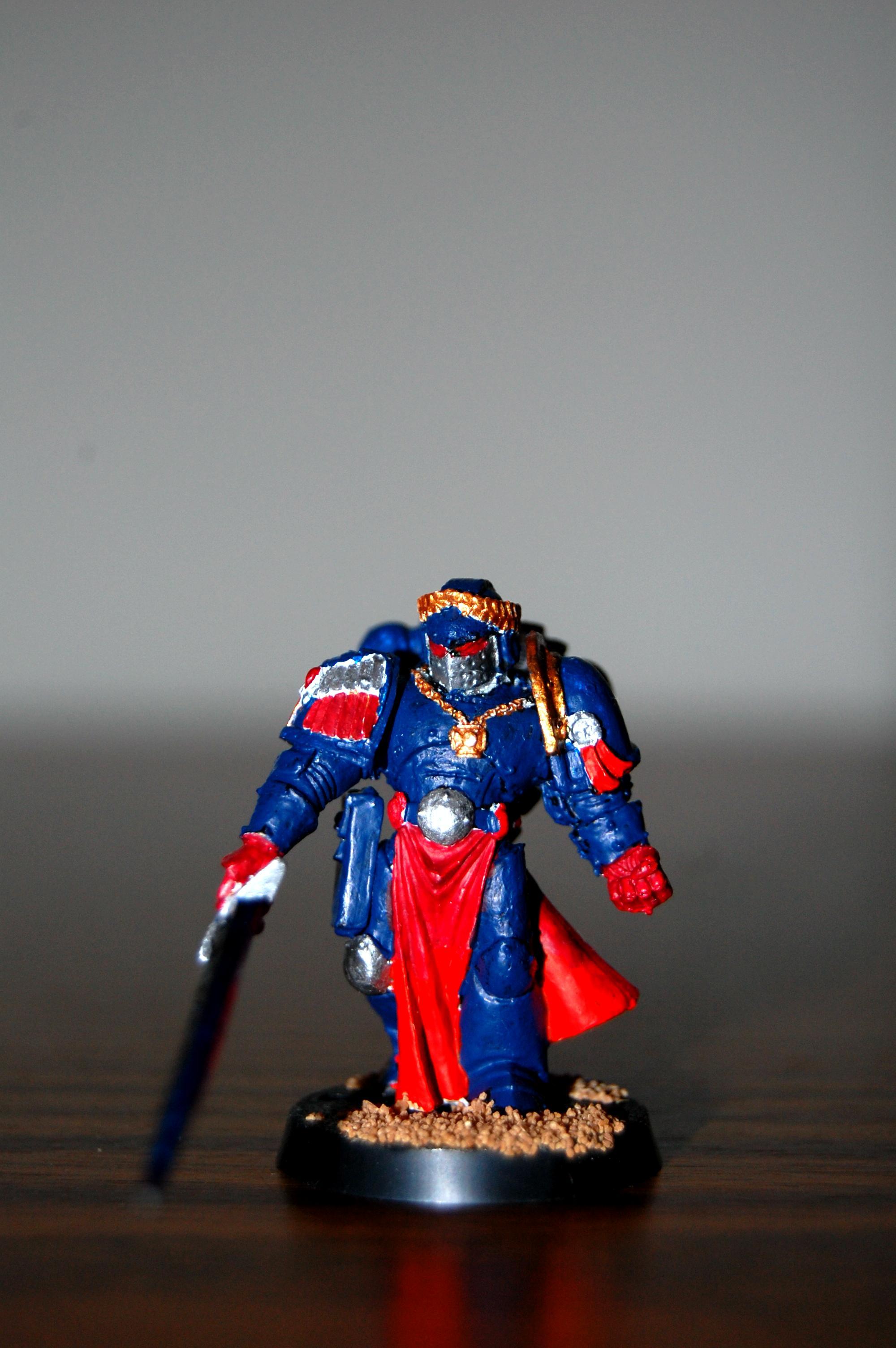 Emperor's Champion, Space Marines