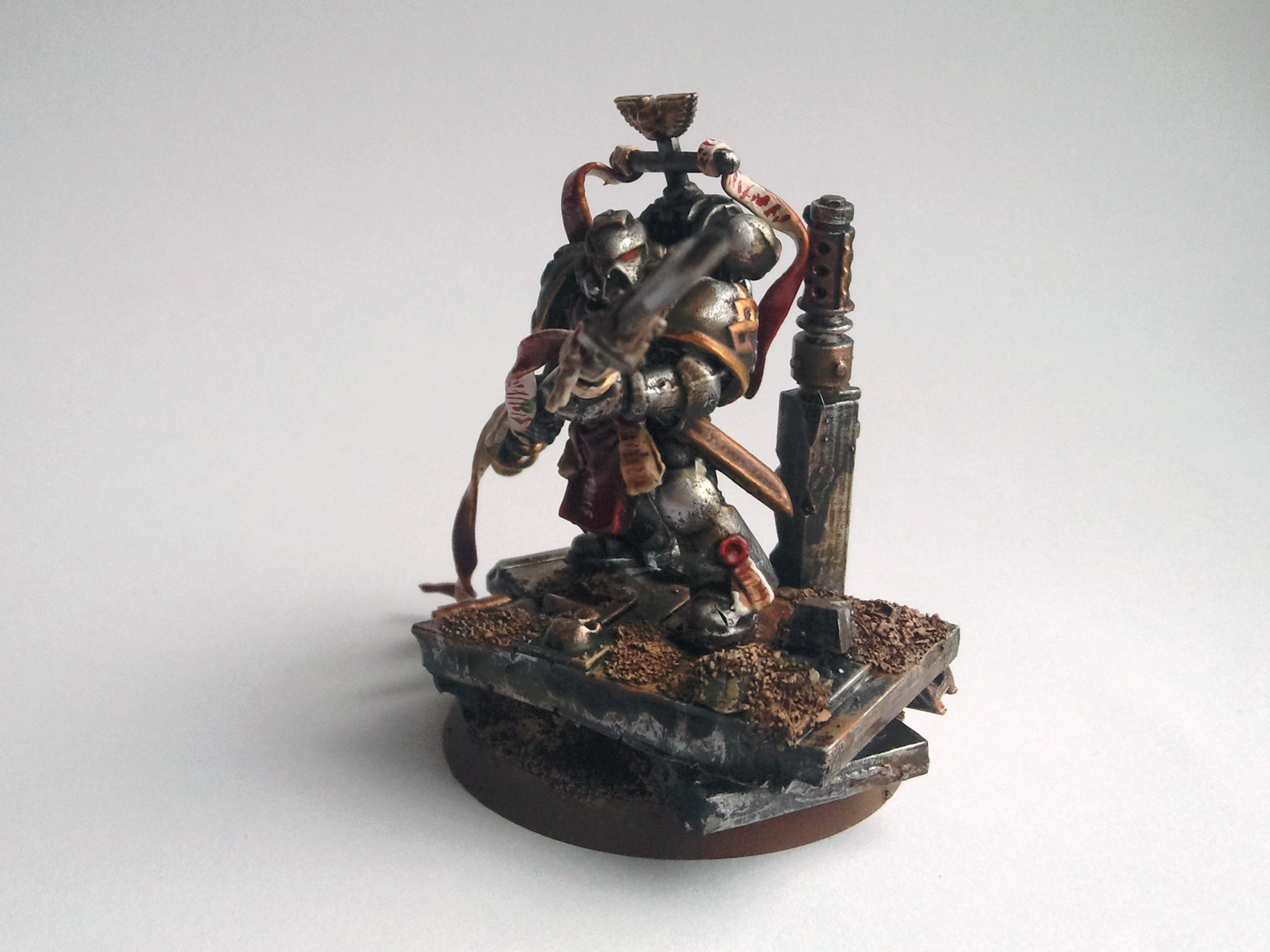 Conversion, Single Miniature, Warhammer 40,000