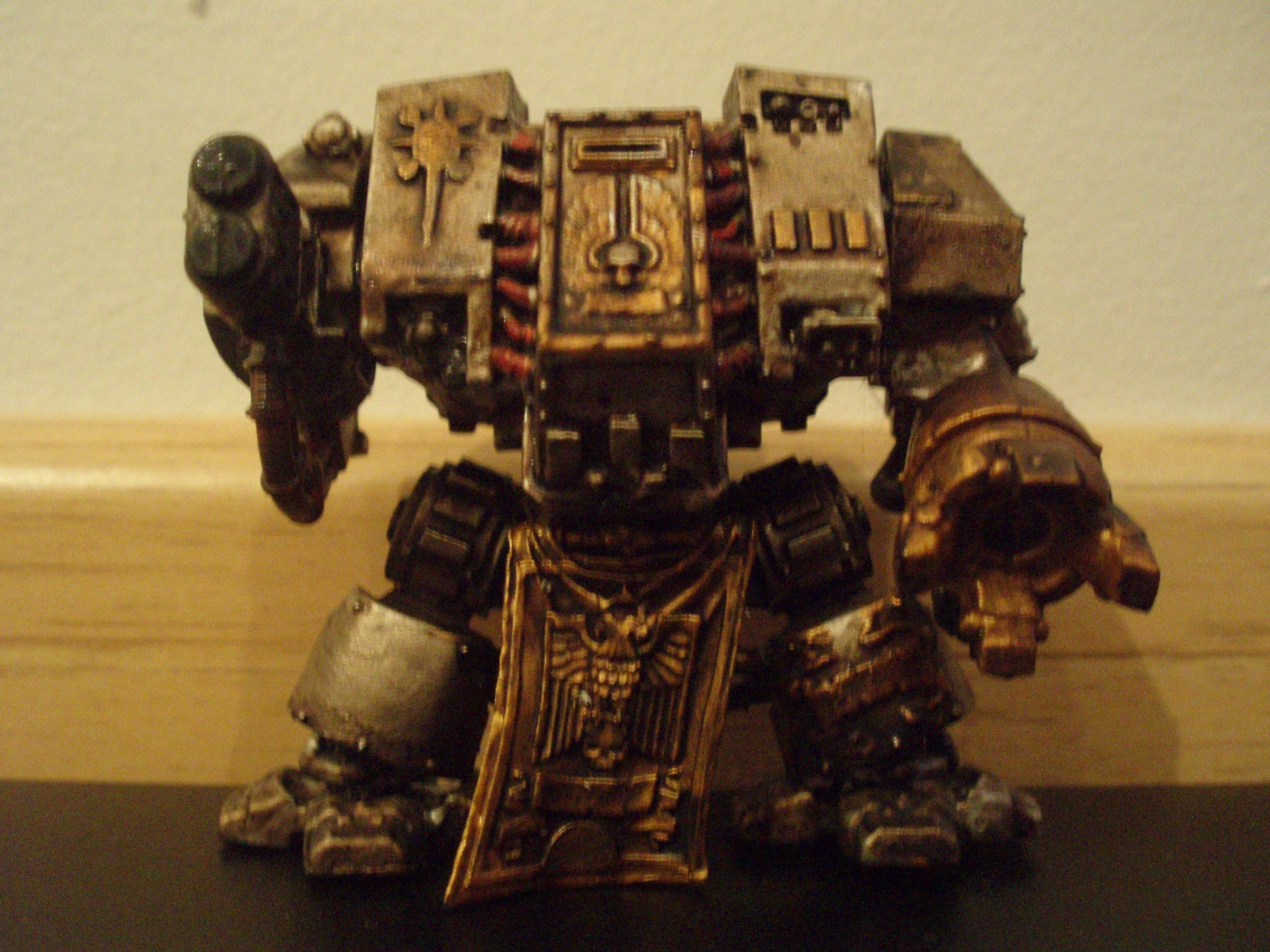 Assault On Black Reach, Diy Chapter, Dreadnought, Space Marines