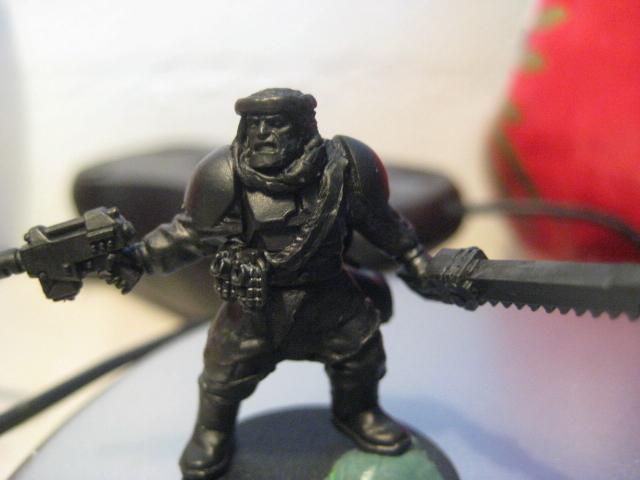Imperial Guard, Sergeant, Shemagh, Tallan, Turban