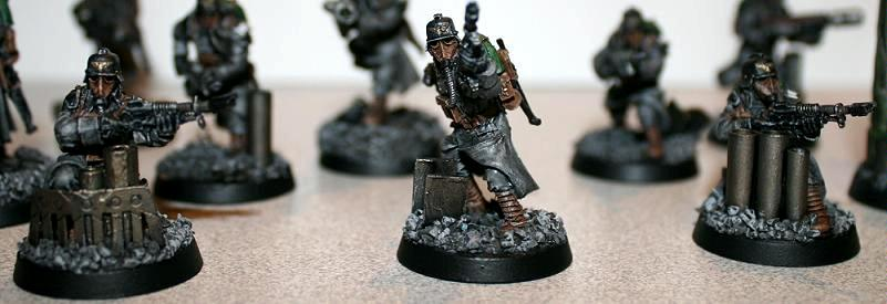 Death Korp Of Krieg, Death Korps of Krieg, Imperial Guard