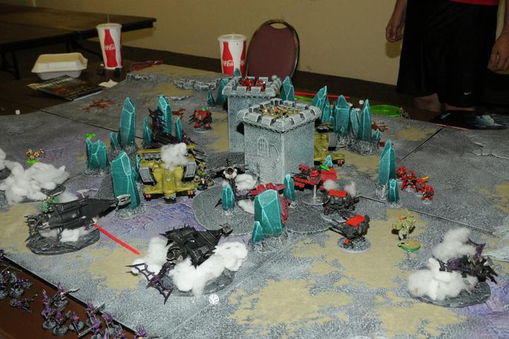 Battle Report 8-31-09