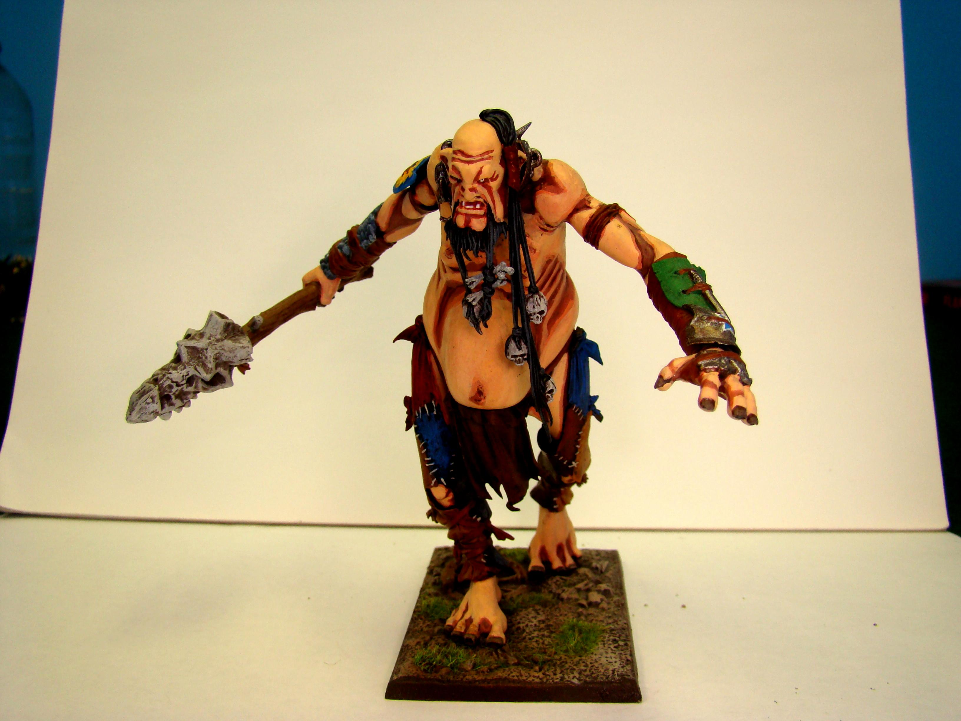 Fully Painted, Giant, Warhammer Fantasy