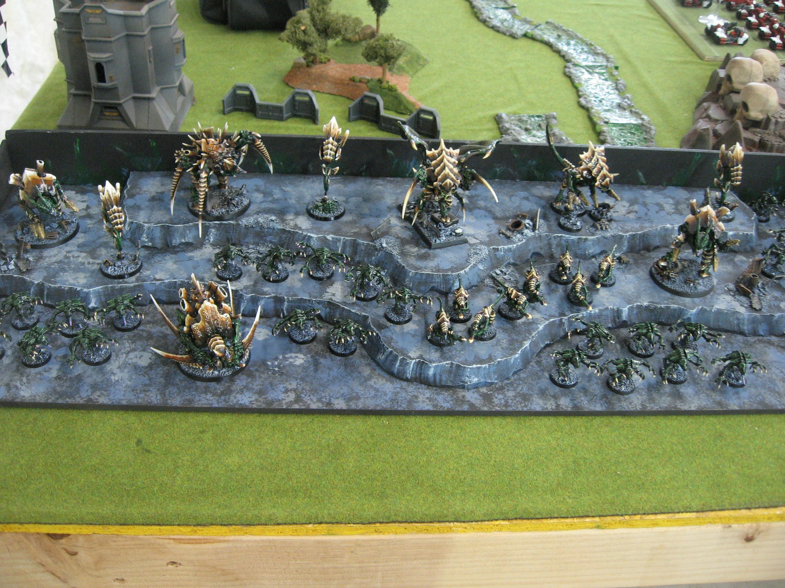 Swarm, Tyranids