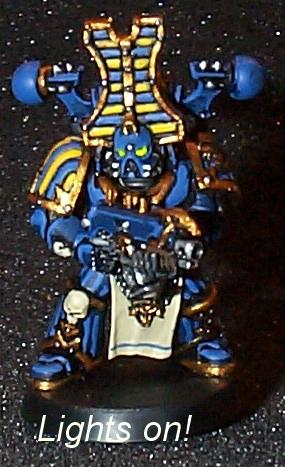 Chaos Space Marines, LED, Led Thousand Sons, Thousand Sons