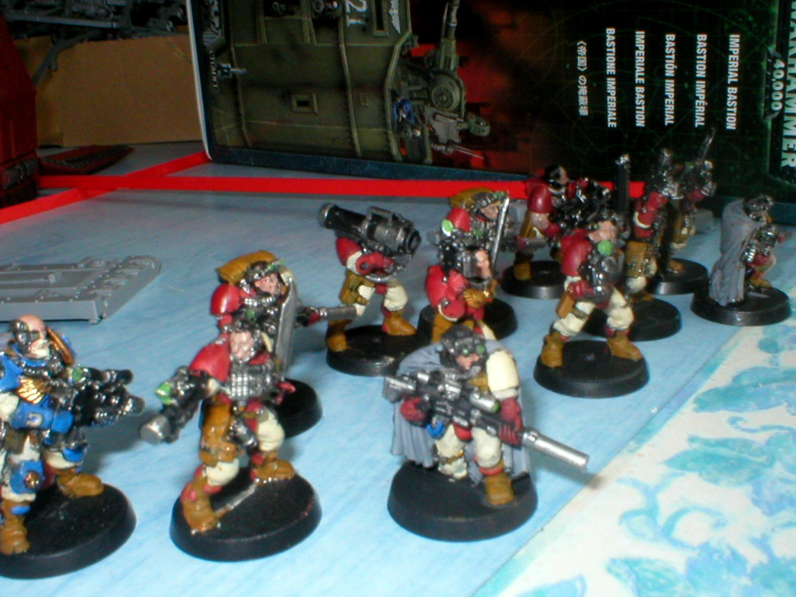 Scouts, Space, Space Marines, Warhammer 40,000