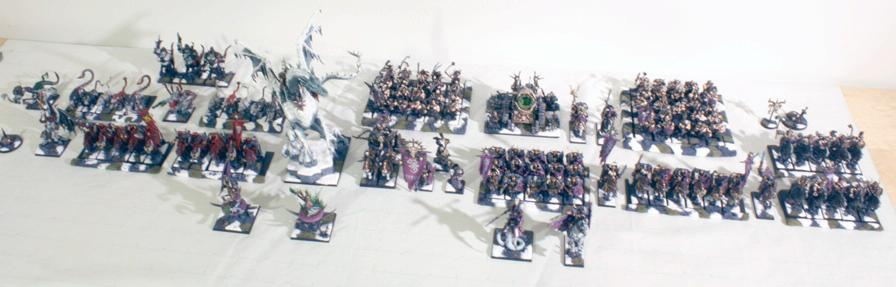 Army Pictures, Chaos Warrior, Warhammer Fantasy