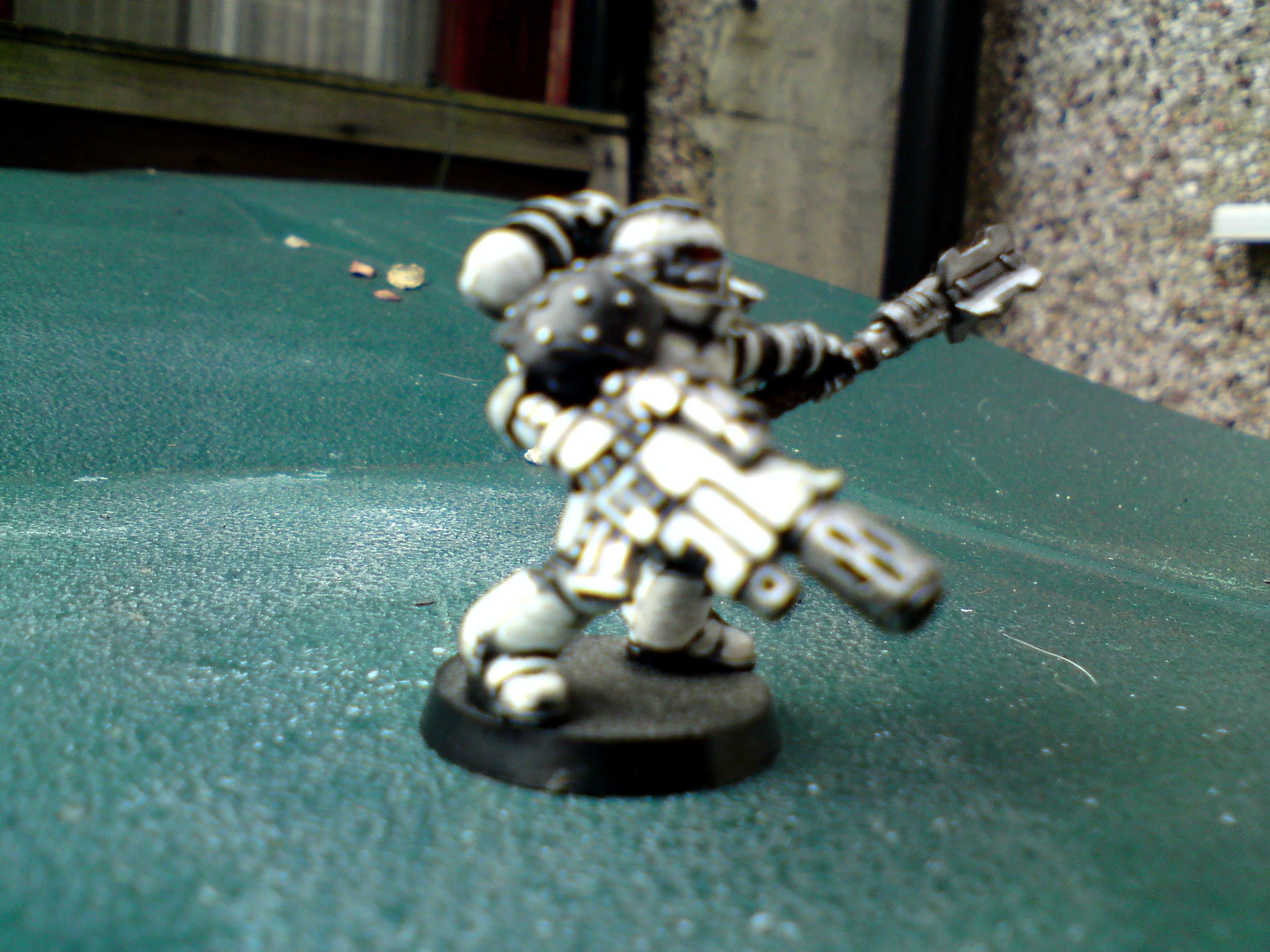 Commander, Space Marines