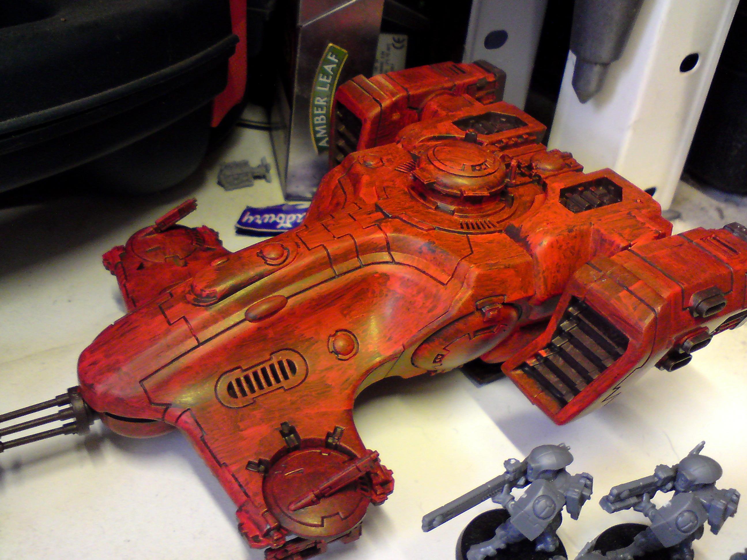 Devilfish, Tau, Tau Empire, Warhammer 40,000
