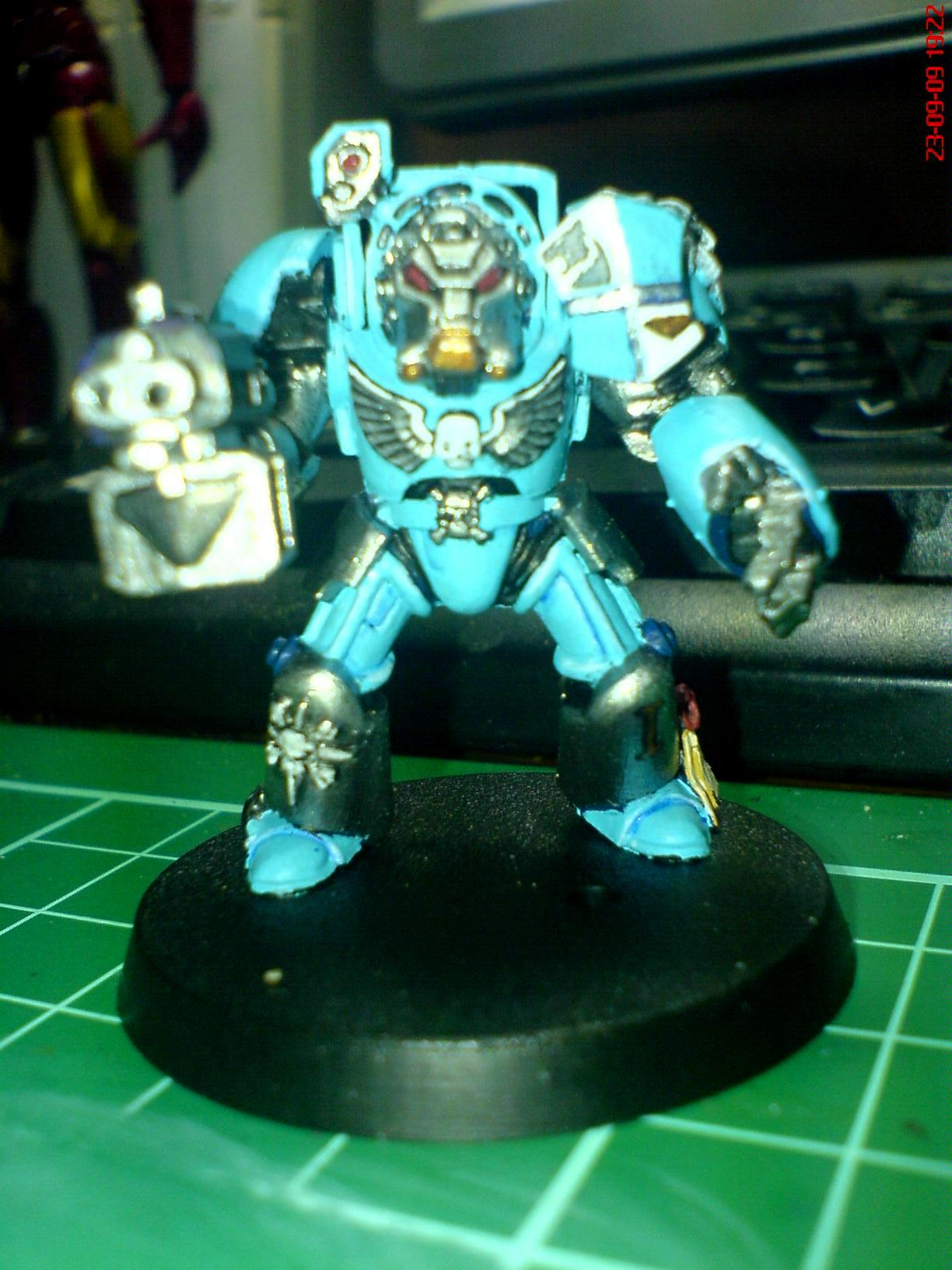 Ice, Ice Panthers, Panthers, Reaper6, Space Marines, Terminator Armor