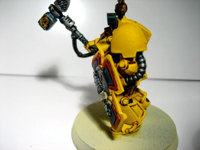 Imperial_fist, Space Marines, Space_marine, Terminator Armor