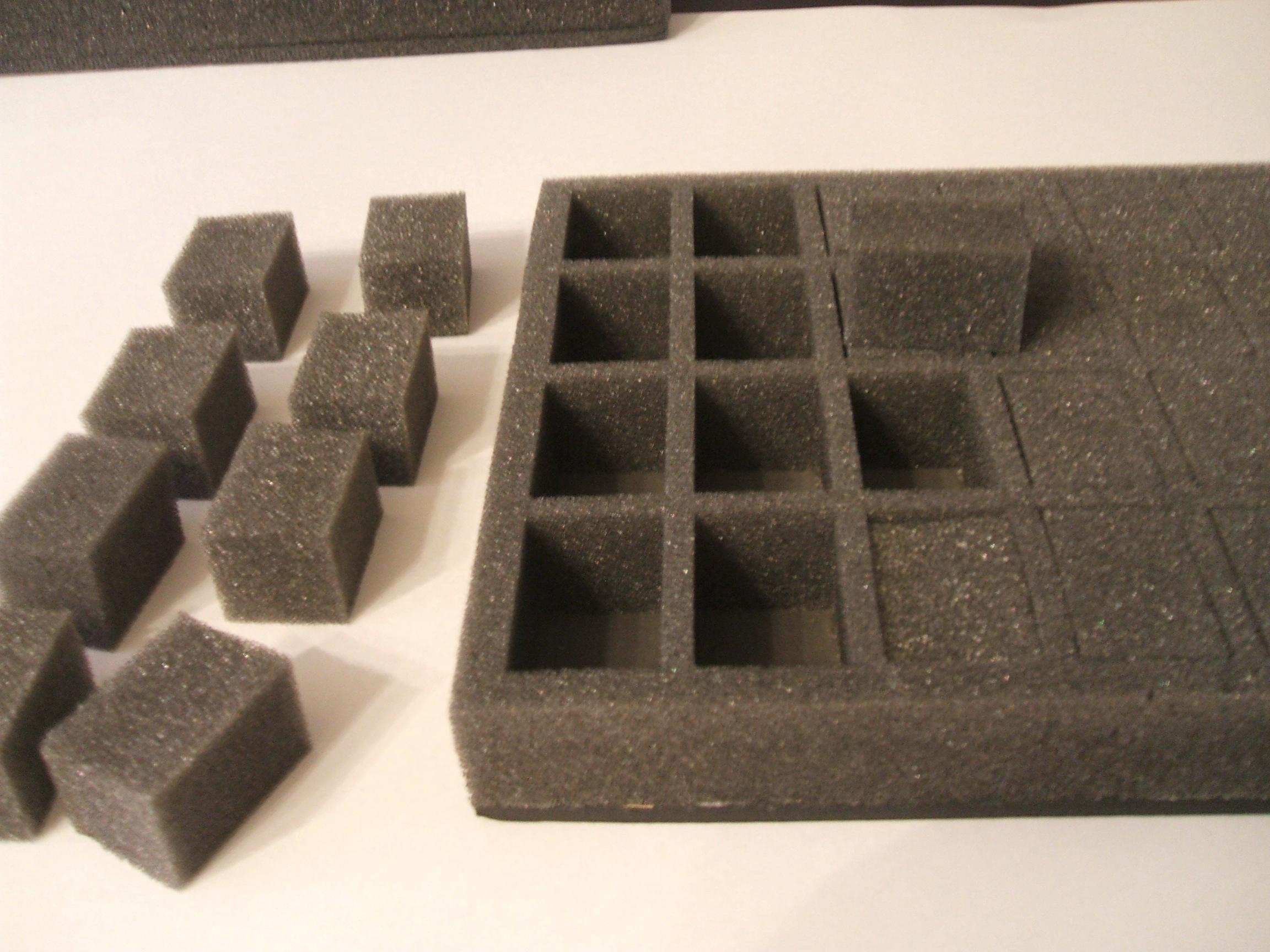OH foam squares