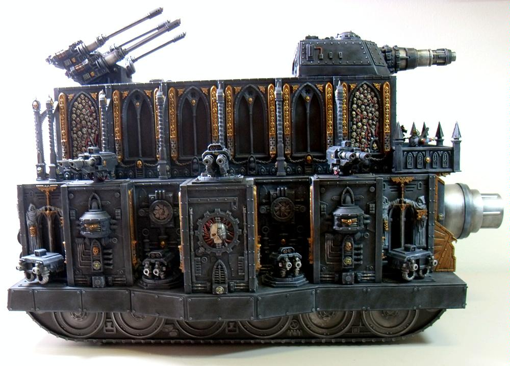Apocalypse, Command, Imperial Guard, Leviathan, Super-heavy, Tank, Warhammer 40,000
