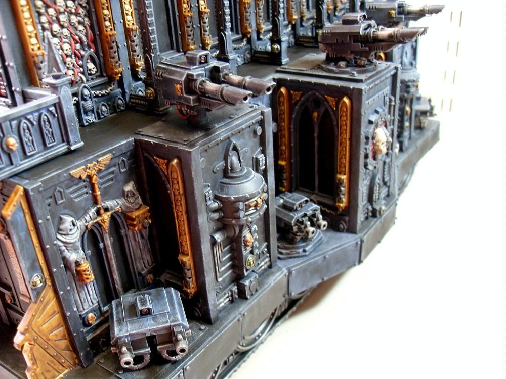 Apocalypse, Command, Guard, Imperial, Leviathan, Tank, Warhammer 40,000, Warhammer Fantasy
