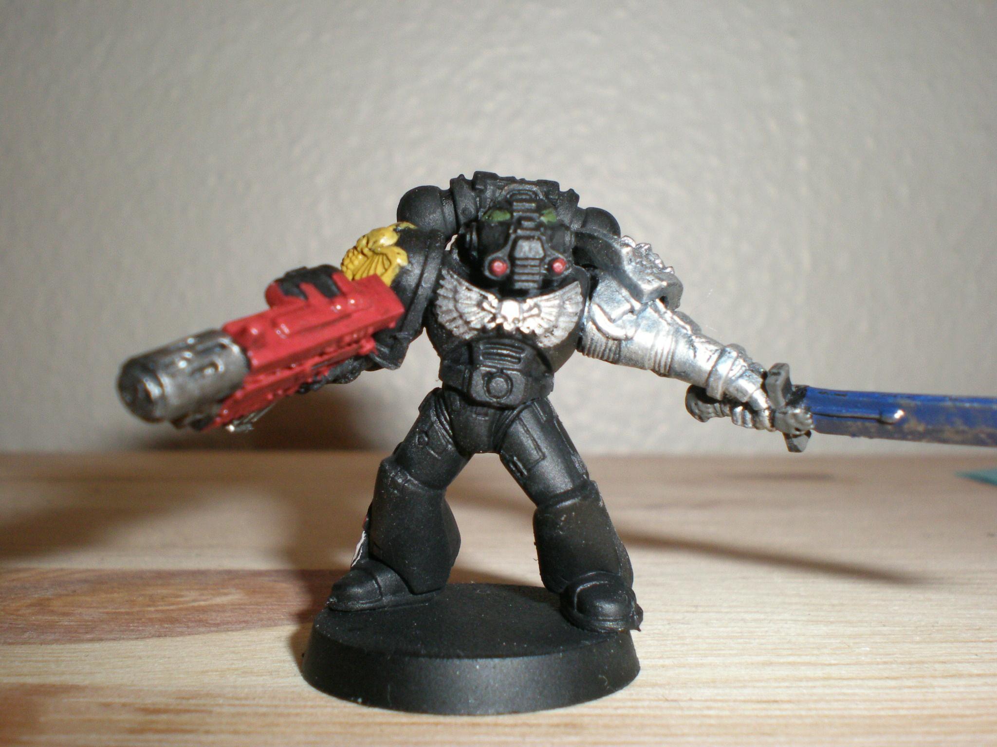 Sargeant 1 front