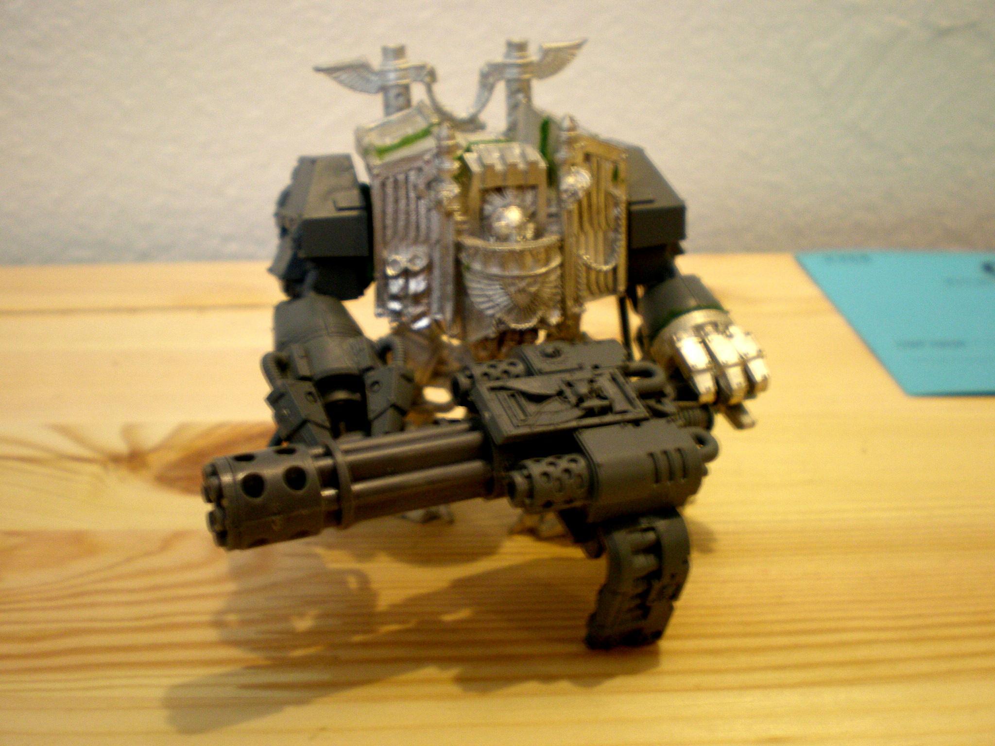 Assault Cannon, Dreadnought, Warhammer 40,000