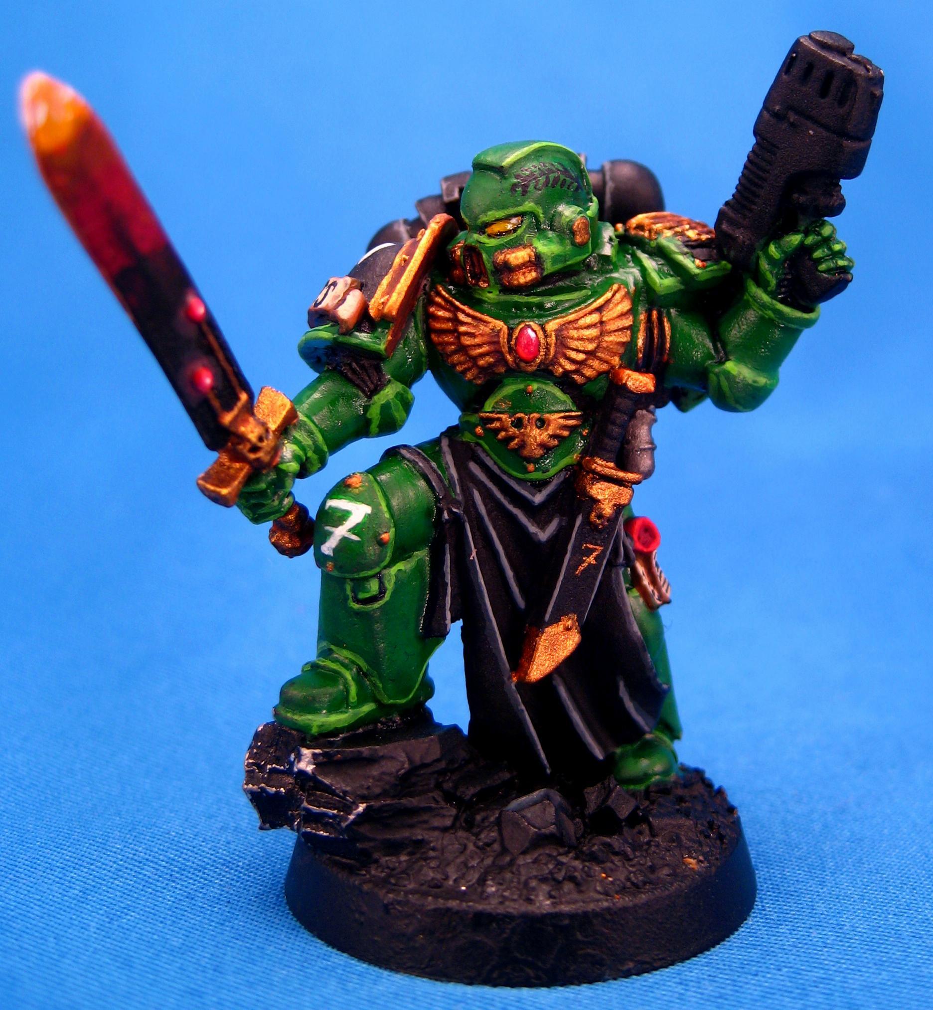 Salamanders, Slamanders, Space Marines, Warhammer 40,000