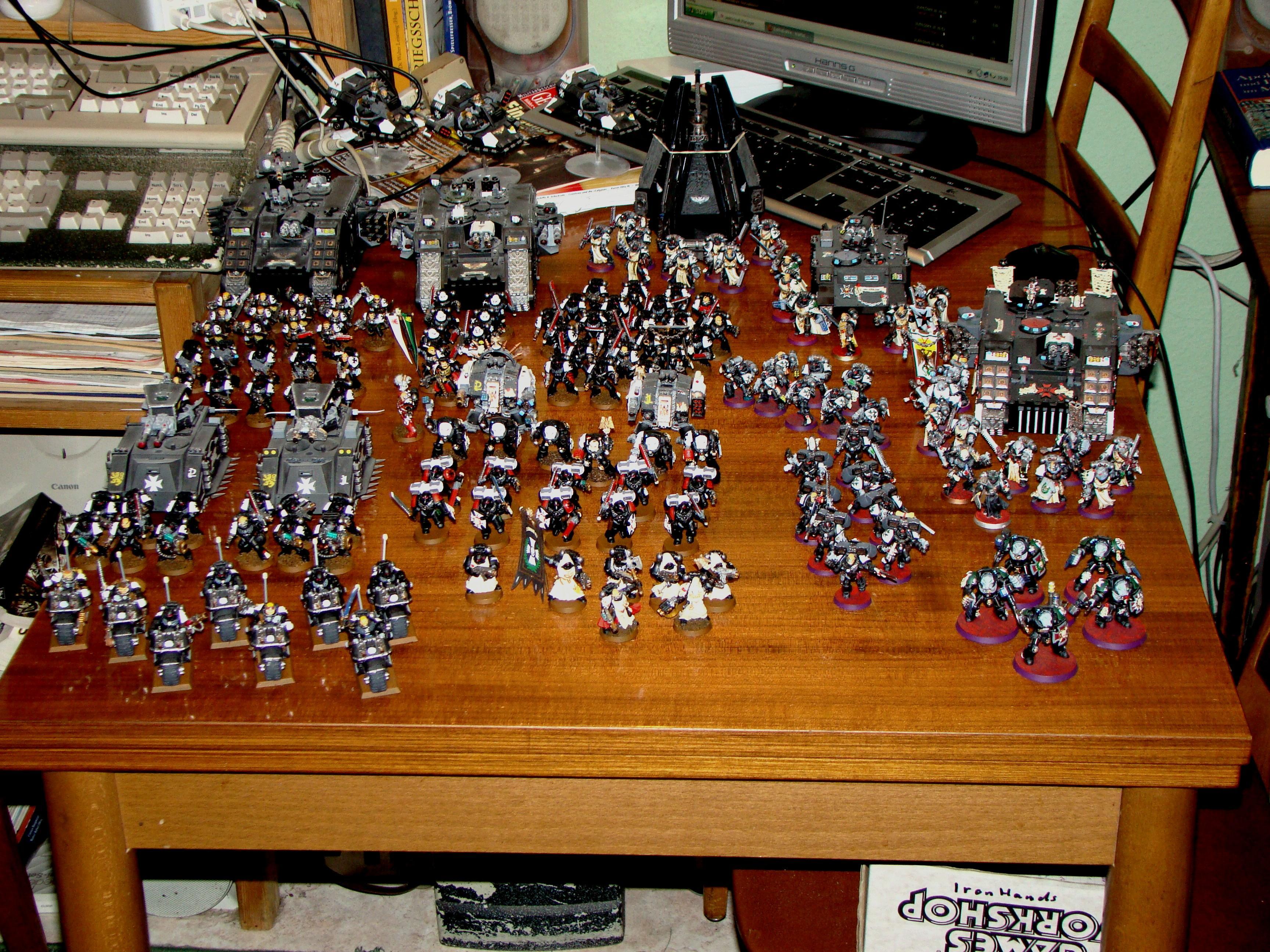 Army, Black Templars, Space Marines, Warhammer 40,000