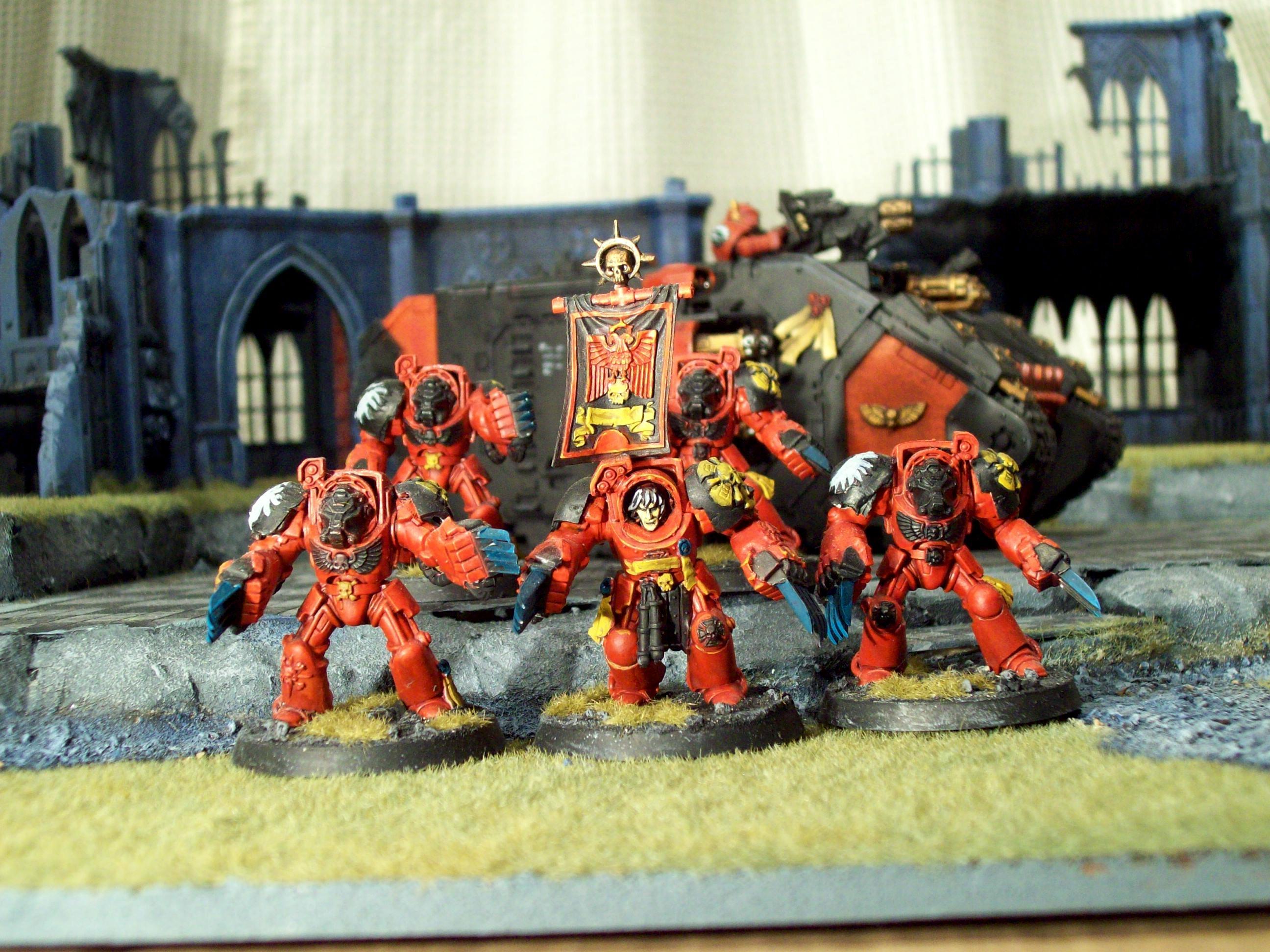 Blood Angels, Flesh Tearers, Warhammer 40,000