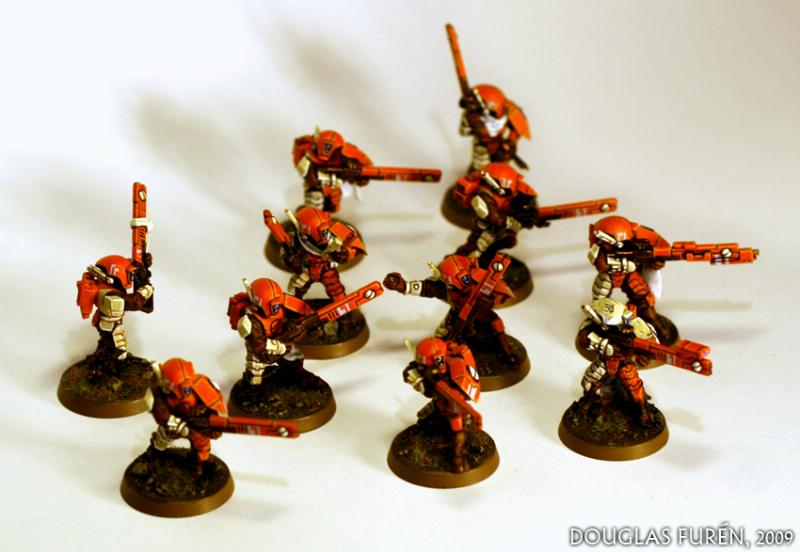 Farsight Enclaves Paint Design