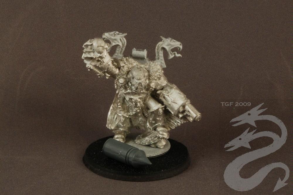 Dierer Wallbreaker (Iron Hydras Chaos Lord) WIP