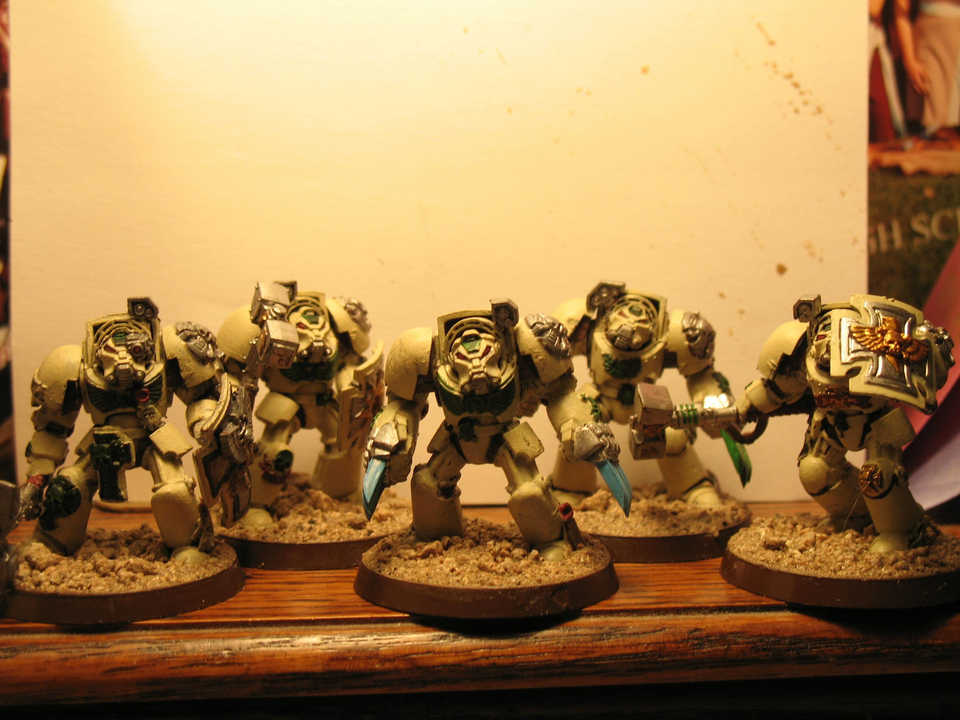 Deathwing, Deathwing CC Termi Squad