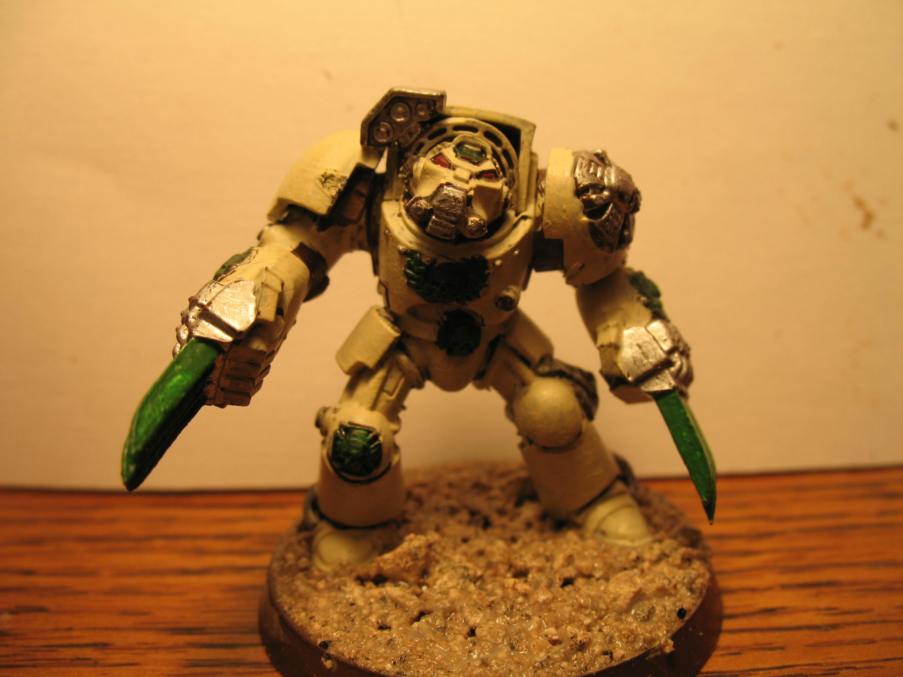 Deathwing, Deathwing Termi with Lightning Claws