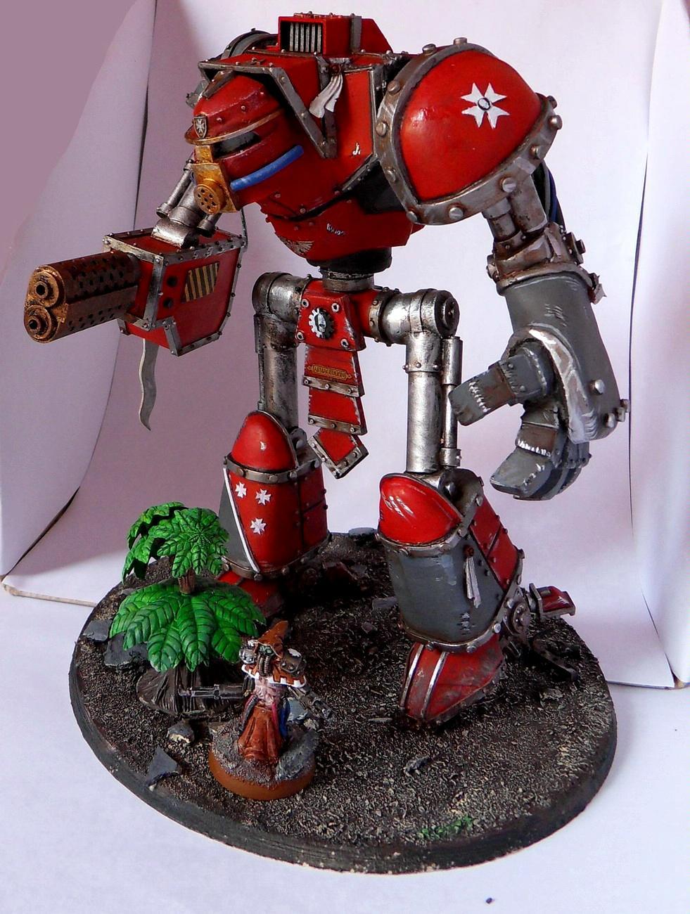 Titan Knight Errant