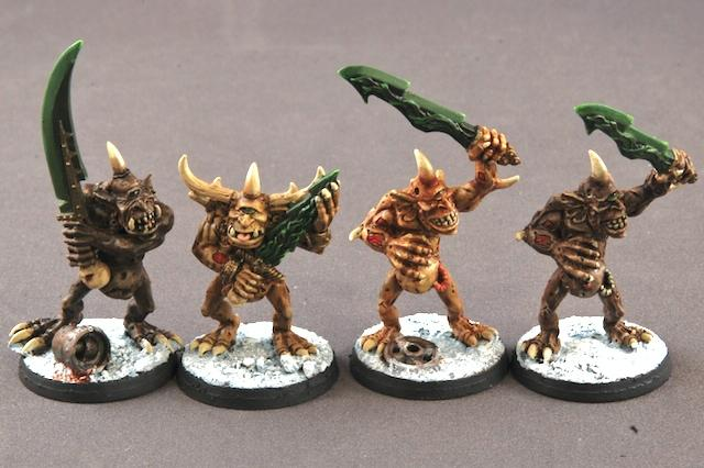 Plague Bearers
