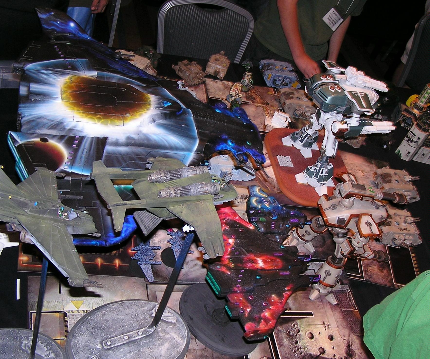Apocalypse, Manta, Tau, Titan, Warhammer 40,000