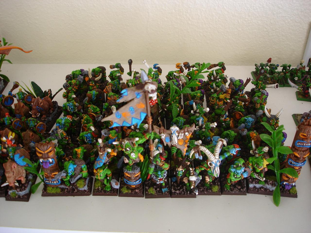 Orcs, Orcs And Goblins, Savage Orcs, Warhammer Fantasy