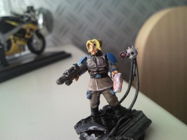 Female, Imperial Guard, Necronumda