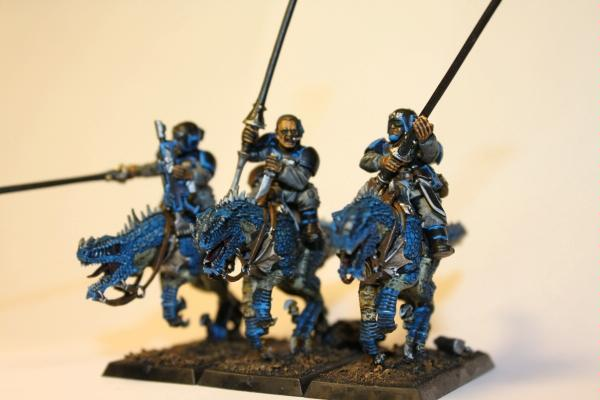 Imperial Guard, Rough Riders